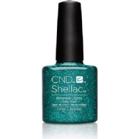 CND Shellac - Emerald Lights